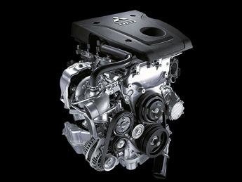 Phiên bản Diesel MIVEC 2.4L